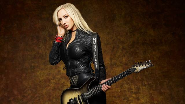 Nita Strauss, guitar, Music