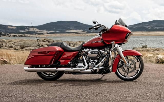 HARLEY-DAVIDSON, CVO, motorcycle