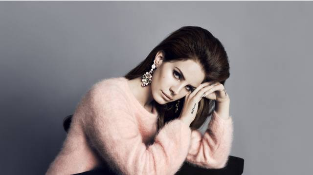 Lana del Rey, singer