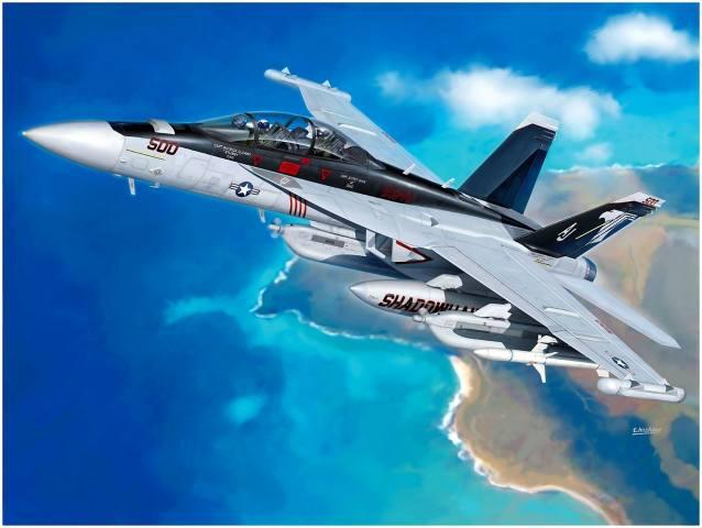 Fighter, usa, McDonnell Douglas F A-18 Hornet