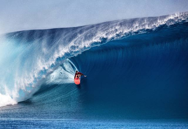 wave, surfing, extreme, sports