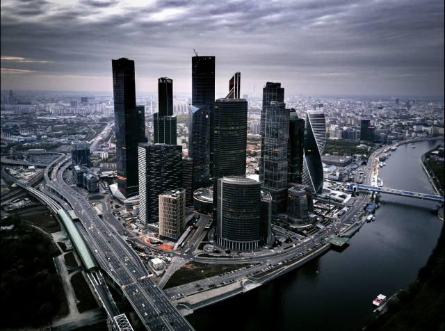 Moskva, City