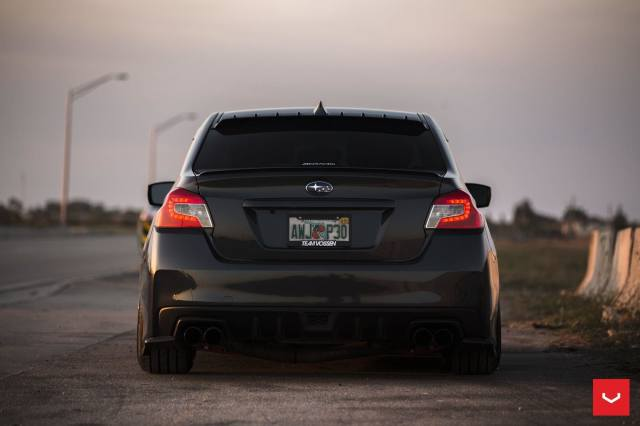 Subaru, Impreza, vossen, kola, CVT, 2018