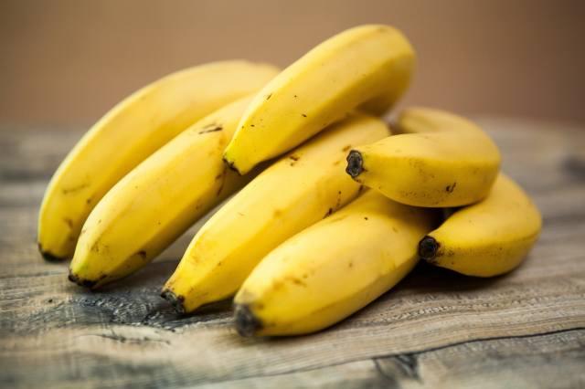 bananas, the bunch, fruit