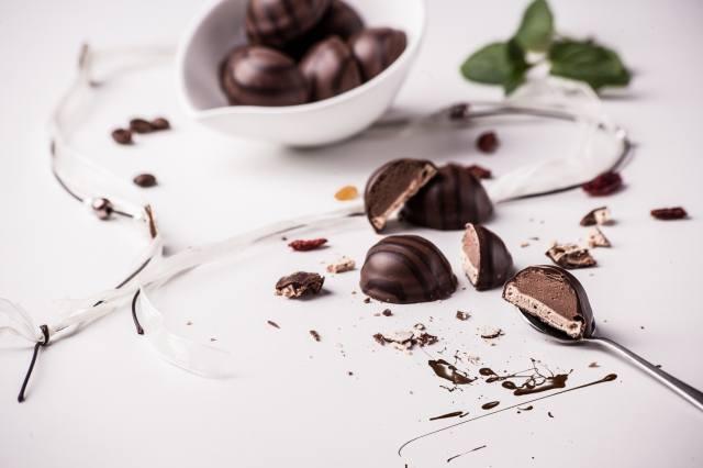 Пралине, candy, chocolate