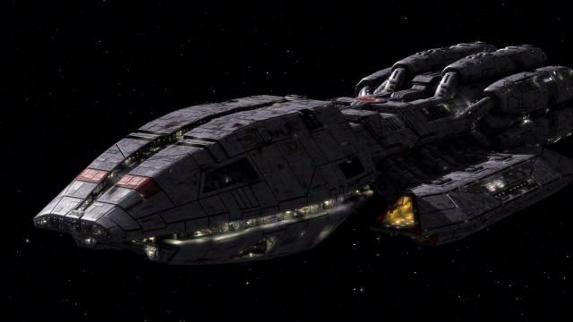 Galaxy, космические корабль