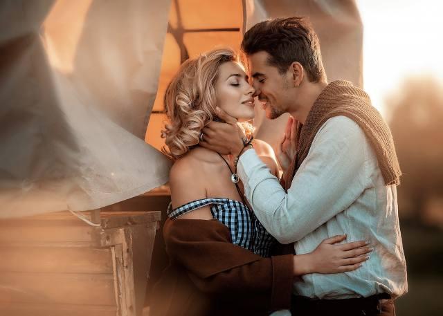 girl, romance, PAIR, man, lovers, Irina Nedyalkova