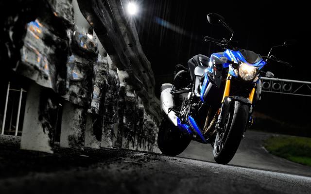 Suzuki, GSX-S750, мотоцикл