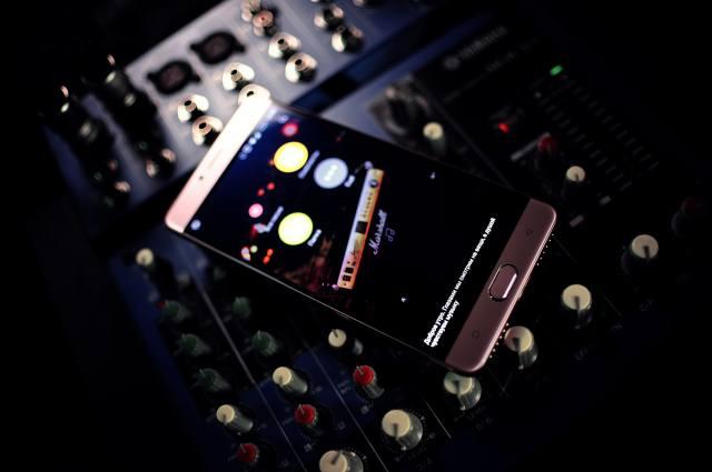 technika, hudba