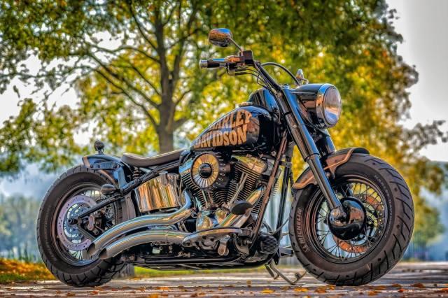 Harley Davidson, motocykl