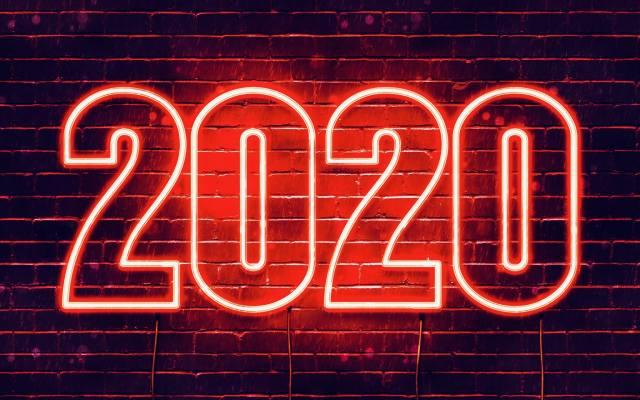2020, wall