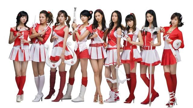 music, group, girls generation