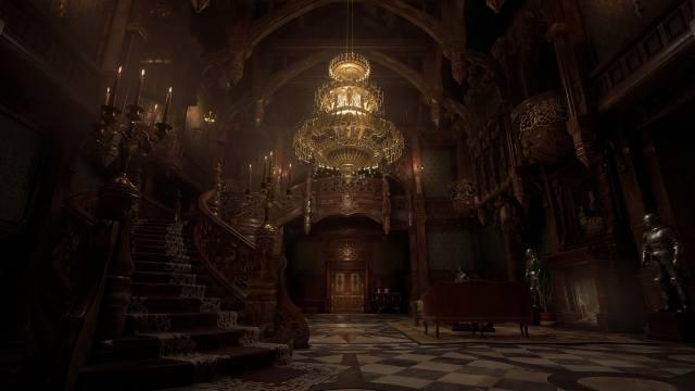 resident evil, village, screenshot, 4K, PlayStation 5, PS5
