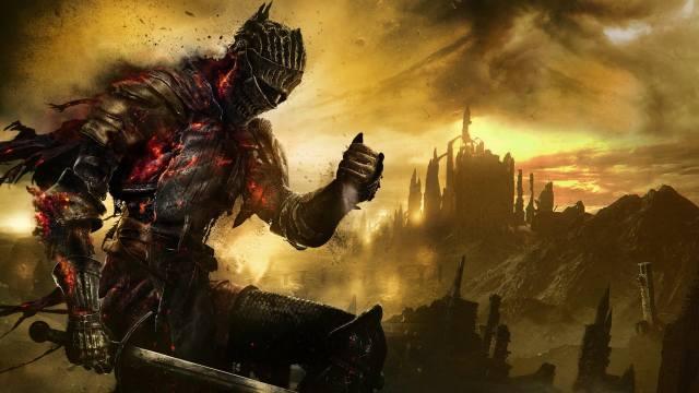 Dark souls, knight, The sword