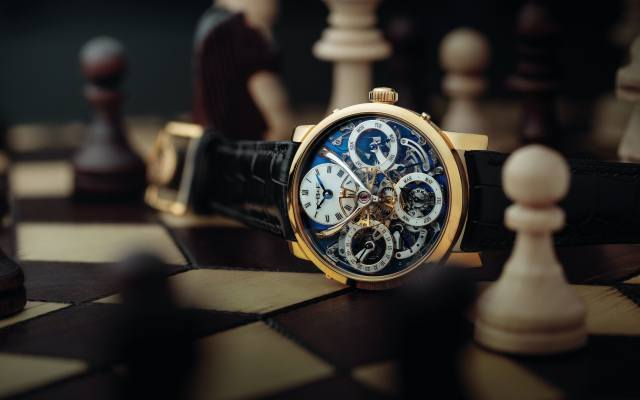 шахи, годинник
