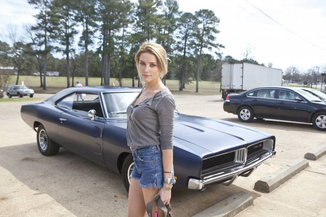 Actress, blonde, movie, drive angry