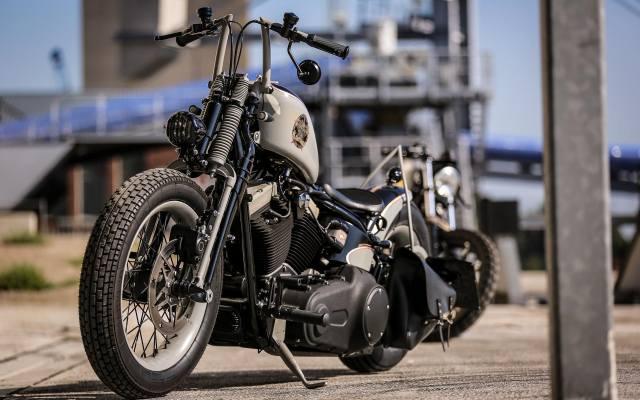 HARLEY-DAVIDSON, cool motorcycle, motorcycle, tuning