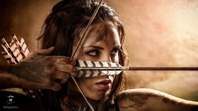 Lara Croft, cosplay