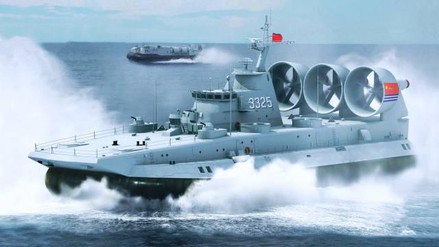 десантный, ship, Navy, China