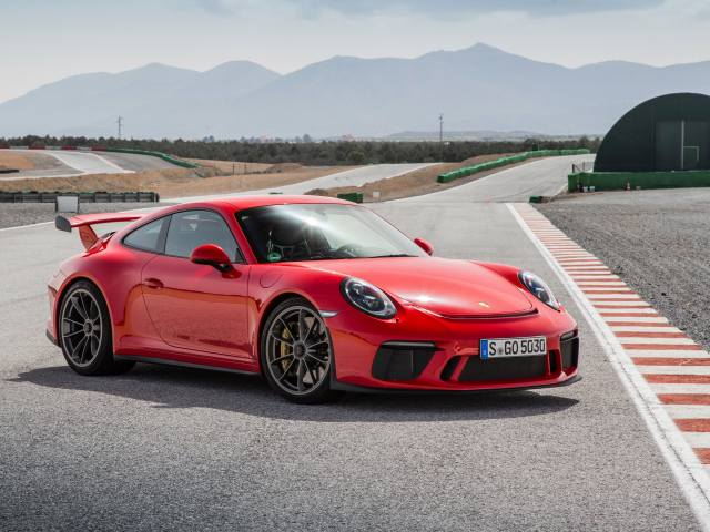 Porsche, 911, GT3