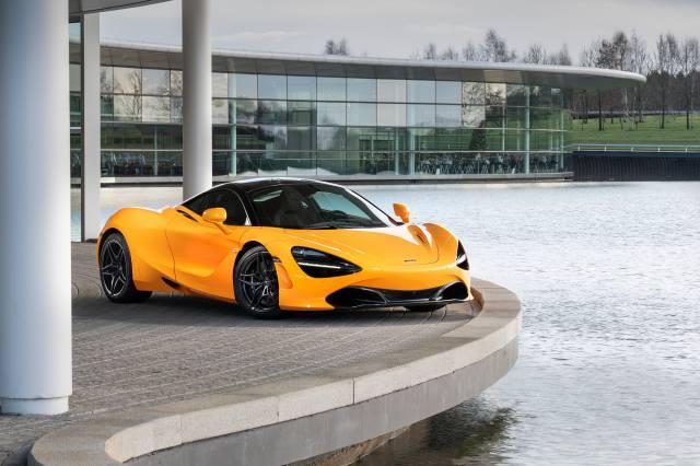 McLaren, МСО, 720S, Spa 68, 2019