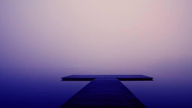 photo, pierce, the lake, beautiful
