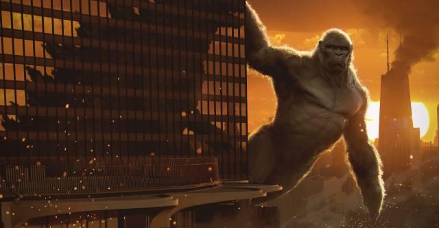 фільми, Kong, проти, Godzilla, 2020, мистецтво