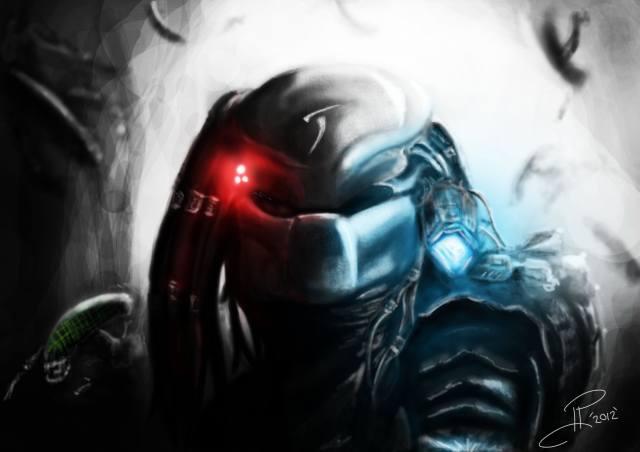 Predator, predator, fantasy, character