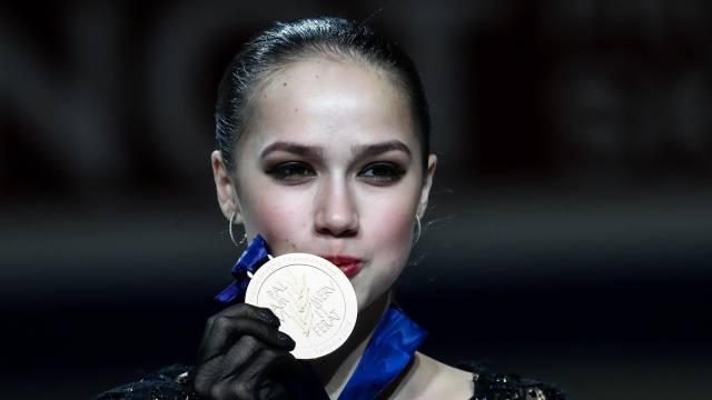 Алина Ильназовна Загитова, спорт