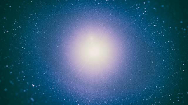 Звезды свет, звездное пространство