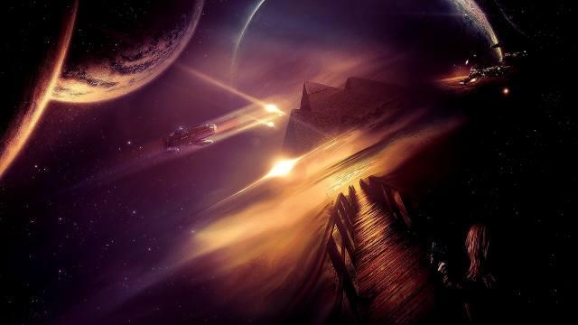stars, .Космос планета