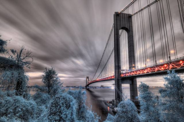 the city, New York, the bridge, New York, fort wadsworth