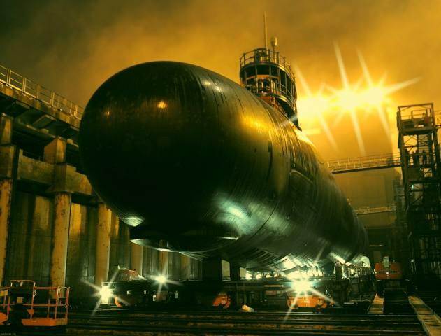 Северная Дакота, атомна, підводний, човен