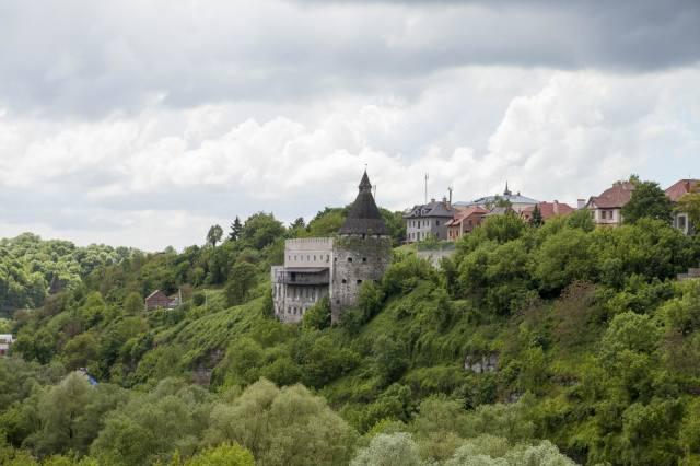 міста, Камянець, фортеця