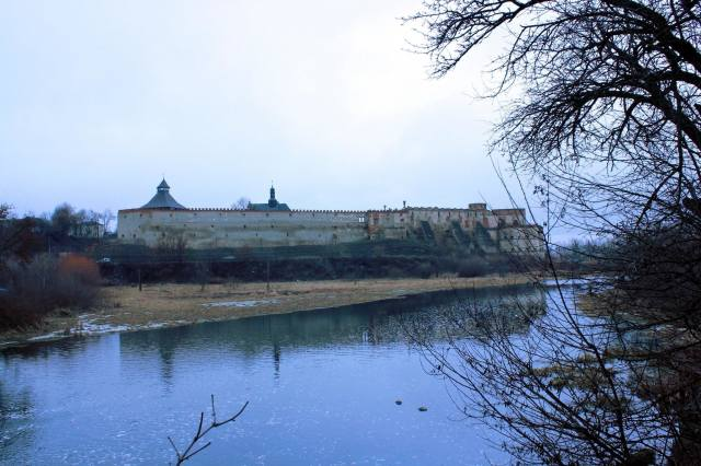 міста, Меджибіж, фортеця