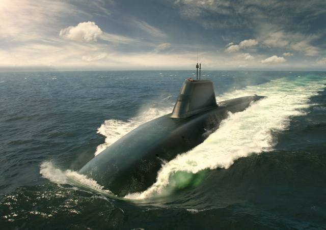 Dreadnought, atomic, underwater, boat, England