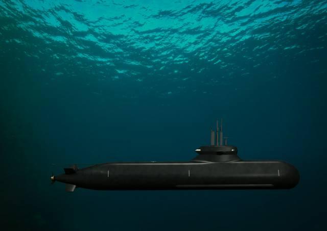 submarine, дизельная, ВМС Китая