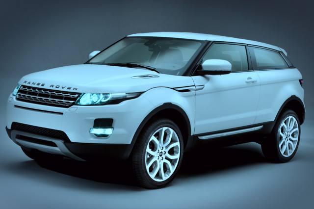 Range Rover, background, color