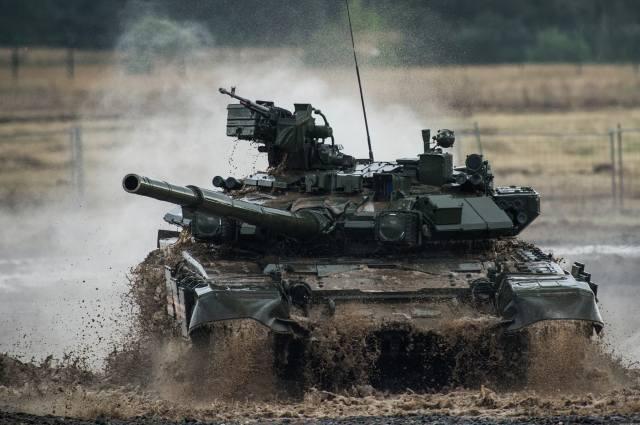 polygon, Tank, The t-90