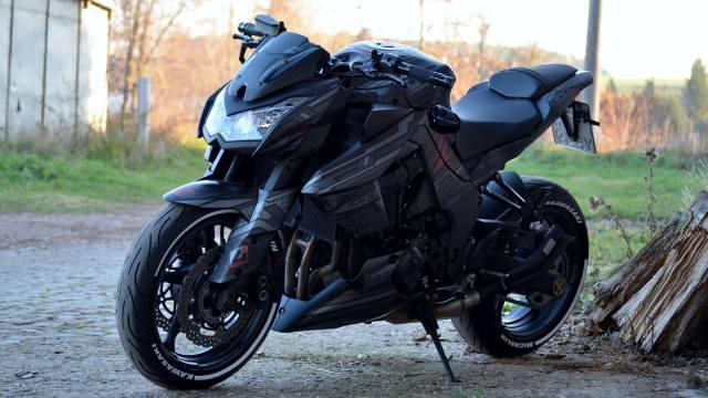 Кавасакі, Z1000, мотоцикл