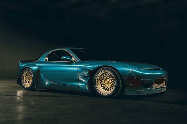 Mazda, saver, background