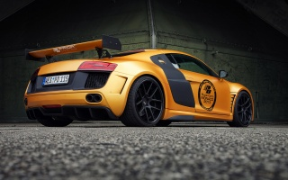 prior-design, audi, r8, pd, gt850, ауди, суперкар, тюнинг