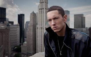 herec, rep, zpěvák, rap, Eminem