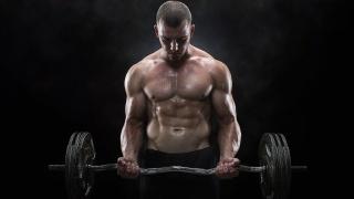 бодибилдинг, сильная, gim, мышцы, arm