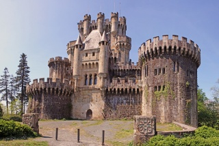 Spain, castle, the castles of Spain, beauty, castles of the world