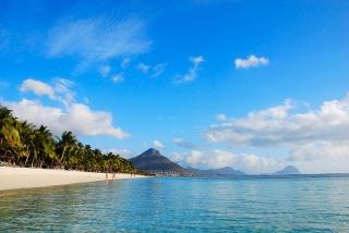 Маврикій, узбережжя, океан, гори, пляж, краса