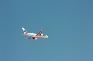 letadlo, nebe