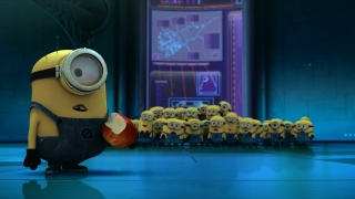 despicable me, Mignon, minions, cartoon, positive