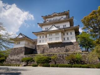 Japonsko, pagoda, hrad, zámky Japonsku, krása