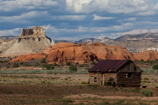 USA, Utah, valley, beauty